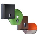 Dispensadores de papel em cor