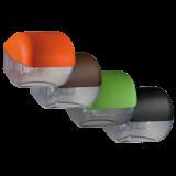 Dispensadores de papel em rolo de cor