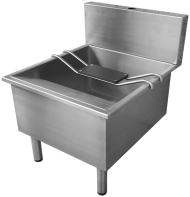 Hospital sinks